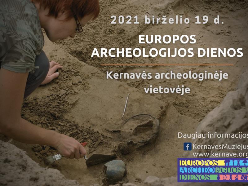 Europos archeologijos diena