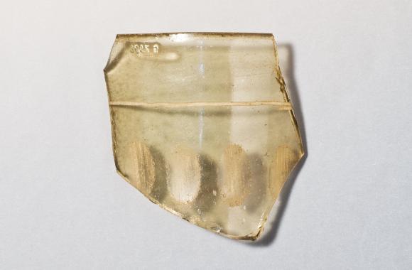 Archeologo paskaitos Kernavės muziejuje. Vienuoliktoji dalis. Seniausias stiklo dirbinys šalyje