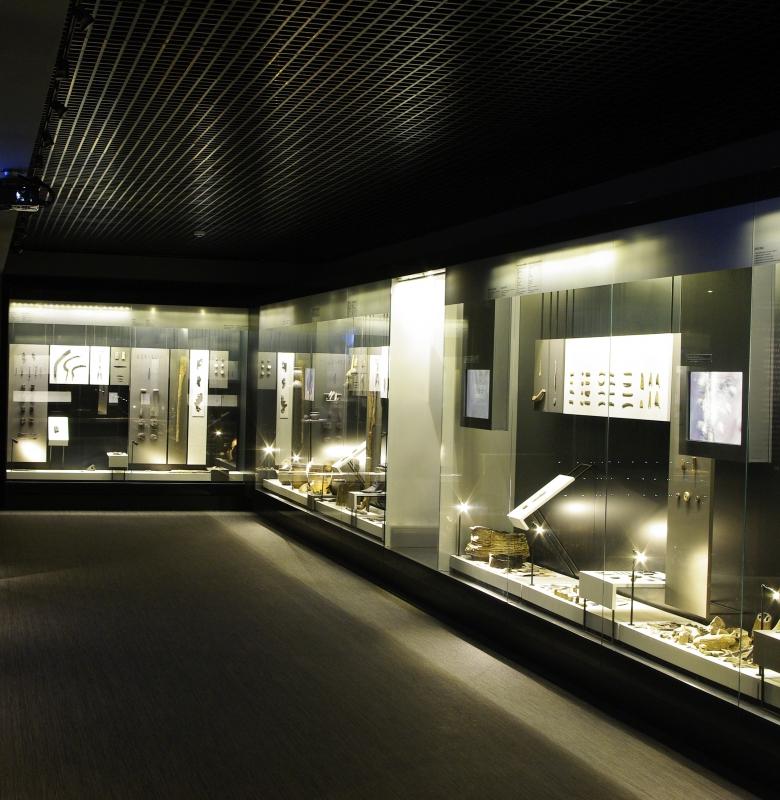 Atnaujintas muziejus duris atvėrė 2012 m.